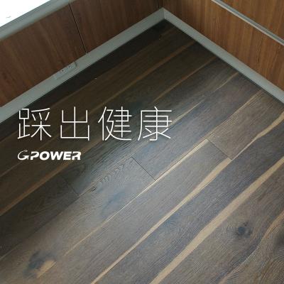 踩出健康/天然木地板