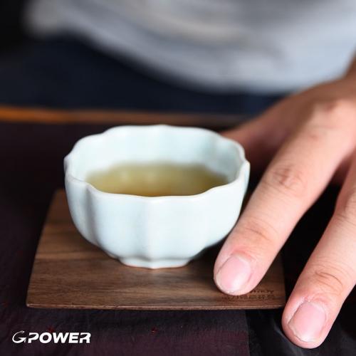 活力健康養生杯墊